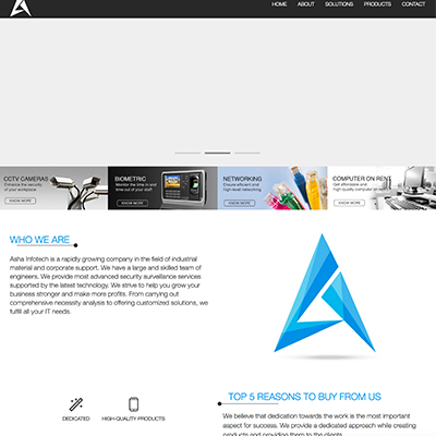 project-ashainfotech